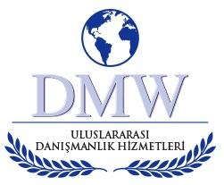 DMW Uluslararası Danışmanlık Logo M