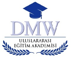 DMW Uluslararası Eğitim Logo M